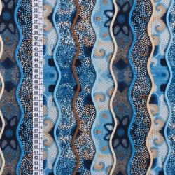 ae9a236c72f2 úplet mozaika vlnky modrá
